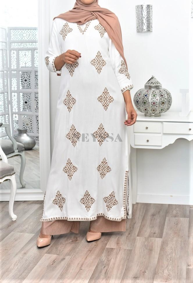 abaya de maison fête musulmane